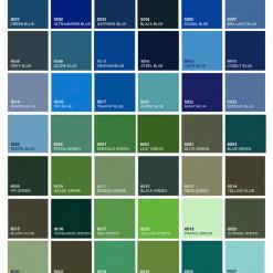 RAL-barve